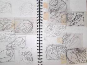 autumn sketch
